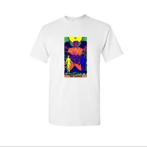 The Lovers Tarot T-shirt (S-XL)